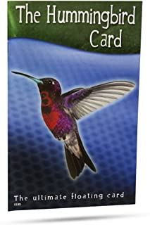 The Hummingbird Card - The Ultimate Floating Card Magic Trick