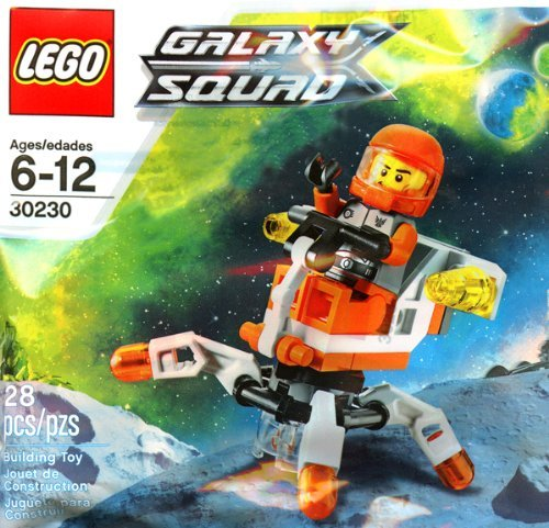 LEGO Galaxy Squad Mini Mech – Jeux de Construction (Unisexe, Multi)