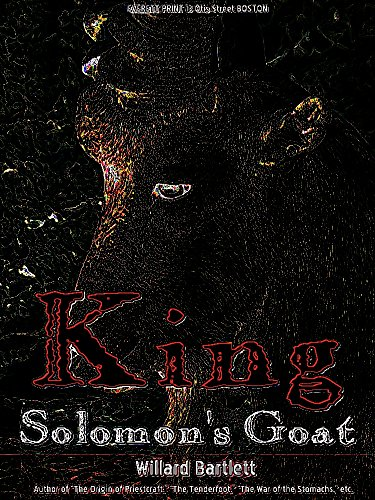 King Solomon's Goat (English Edition)