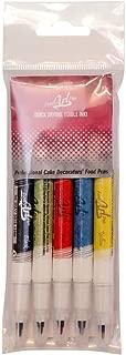 rainbow dust markers