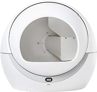 Petree Automatic Cat Litter Box (Wi-Fi Version), White