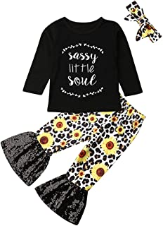 baby girl sunflower outfit