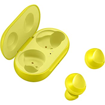 Samsung Galaxy Buds (2019) SM-R170 Bluetooth Earbuds for Android Smartphones (Yellow)