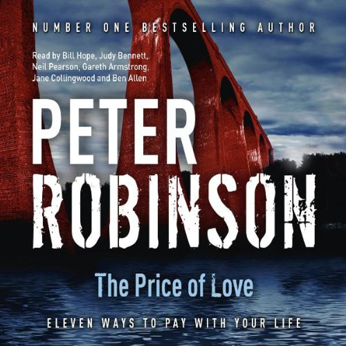 The Price of Love audiobook cover art