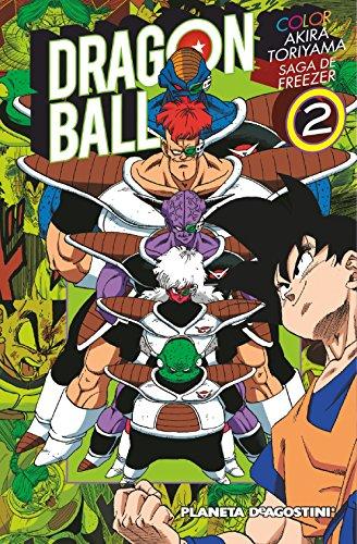 Dragon Ball Color Freezer nº 02/05: Saga de Freezer (Manga Shonen)
