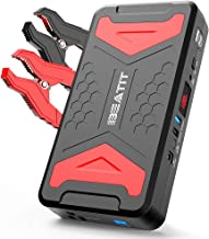 BEATIT QDSP 2200Amp Peak 12V car Jump Starter (Up to 10.0L Gas and 10.0LDiesel Engine) 21,000mAh power bank With 100W 110V...