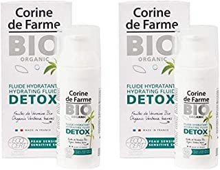 Corine de Farme Bio Organic Hydrating Fluid Detox, 50ml ' Units