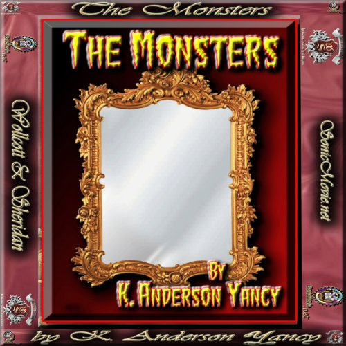 The Monsters audiobook cover art