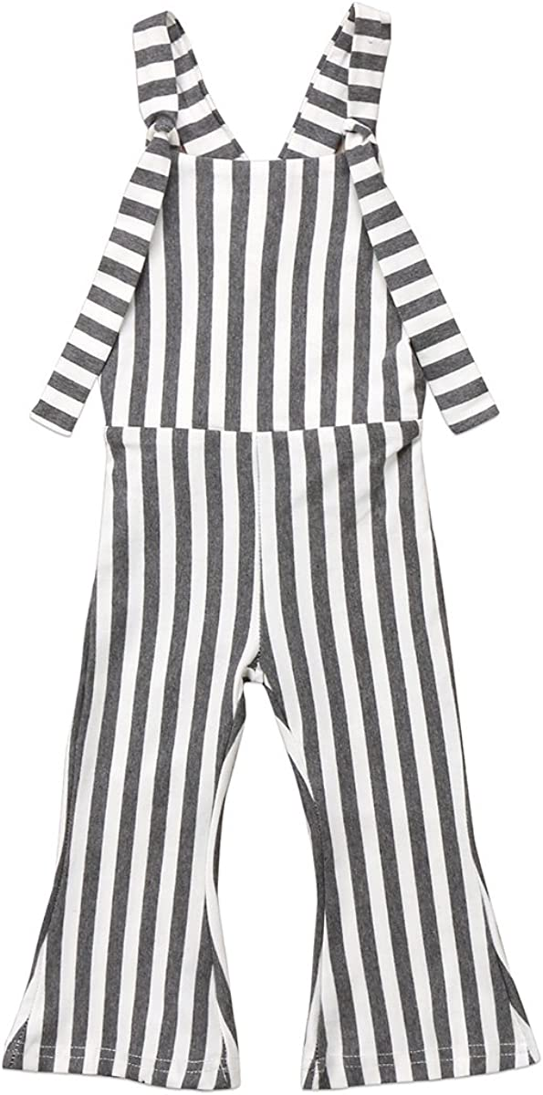 Baby Don't miss the campaign Girls Kids Suspender Overall Romper Now on sale Pa Jumpsuit Bell-Buttom