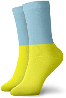 Penguin Arctic Men's/Women's Sensitive Feet Wide Fit Crew Socks and Cotton Crew Athletic Sock