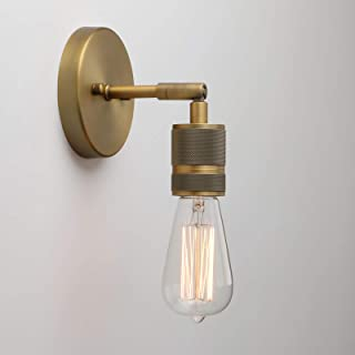 Yosoan Lighting Vintage Up/Down Wall Light Industrial Antique Wall Lamp Fitting Fixtures,Wall Sconce Edison Lamp for Kitch...