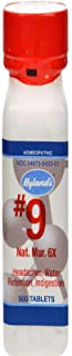 Hyland Cell Salt 6X Natrum Mur, 500 ct