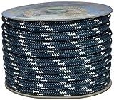 Corderie Italiane 6009115 Treccia Corit, 08 mm-30 mt, azul