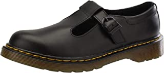 Dr. Martens Youth Polley Leather Shoes