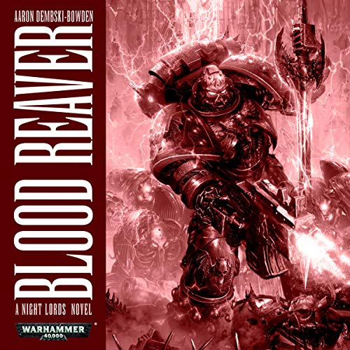 Blood Reaver: Warhammer 40,000 audiobook cover art