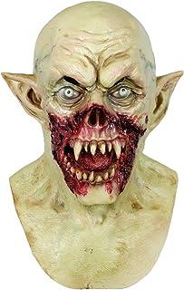 molezu Vampire Mask, Scary Kurten Monster Mask, Halloween Costume Party Latex Mask