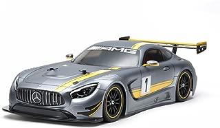 Tamiya America, Inc 1/10 Mercedes-AMG GT3 TT02 4WD On-Road Kit, TAM58639