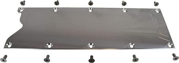ICT Billet LS Gen III (3) VALLEY PAN Cover Plate Billet Aluminum Low Profile (No Knock Sensor) LSX LS1 LM7 LR4 LQ4 LS6 L59 LQ9 LM4 L33 Dress Up Engine Cover 551629