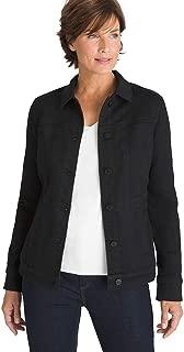 Best black denim jacket for ladies Reviews