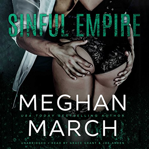 Sinful Empire                   Auteur(s):                                                                                                                                 Meghan March                               Narrateur(s):                                                                                                                                 Grace Grant,                                                                                        Joe Arden                      Durée: 5 h et 30 min     8 évaluations     Au global 4,8