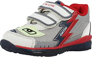 Geox B Todo Boy A, Sneakers Basses Garçon