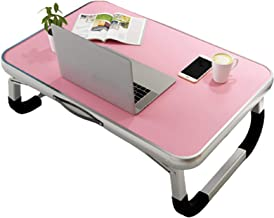 Gaohm Laptop Bed Tray Table, Portable Laptop Table, can be Used for Dining, Work, Writing, Games, Painting