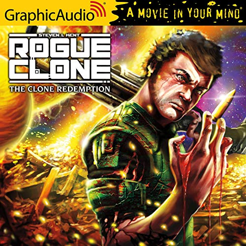 The Clone Redemption [Dramatized Adaptation] cover art