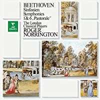 Beethoven: Symphonies Nos. 1 & 6 by Roger Norrington (2013-05-03)