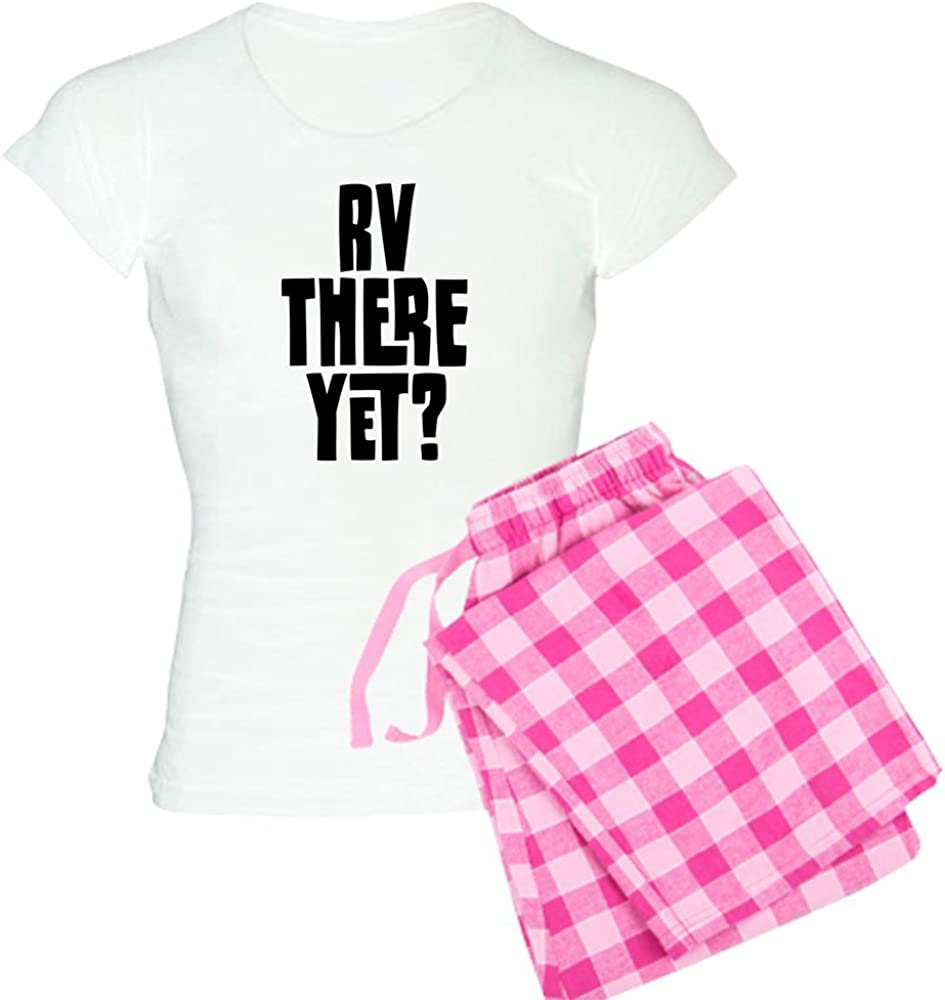 CafePress RV There PJs Yet Women's 5% OFF Sale item