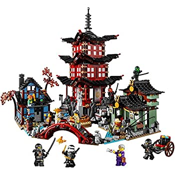 Best lego ninjago temple of airjitzu Reviews