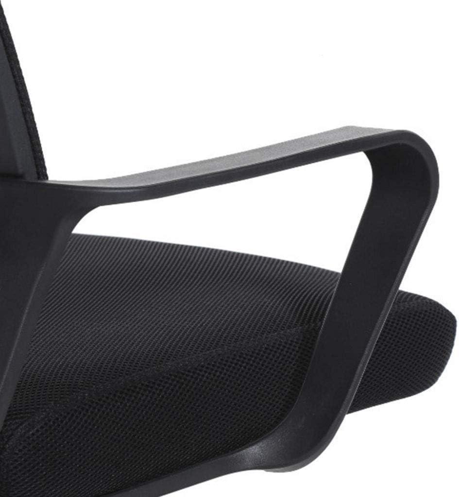 Chaise D'ordinateur Fauteuil De Bureau Ergonomique À Dossier Haut Salle De Réunion Pour Bureau À Domicile Chaise De Travail Rotative Flexible WXIFEID (Color : A) B