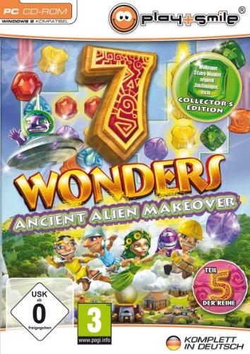 7 Wonders 5 - Ancient Alien Makeover Collector's Edition [Importación Alemana]