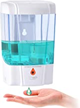 Automatic Hand Sanitizer Dispenser Touchless Purrell Liquid Smart Infrared Motion Sensor Hand Touch Free Wall Mounted Auto...
