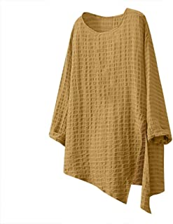 007XIXI Ladies Long Tops Big Promotions Women O-Neck Cotton Leopard Long Sleeve Plus Size Tops Bloues T Shirt
