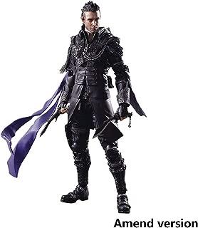 Lilongjiao Final Fantasy XV Nyx Ulric Play Arts Kai Action PVC Figure - High 10.23 Inches