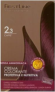 Fistline - Crema colorante sin amoniaco 2.3 Café