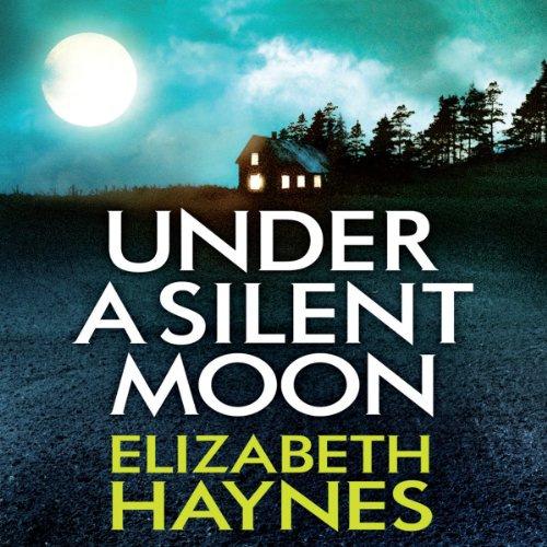 Under a Silent Moon audiobook cover art