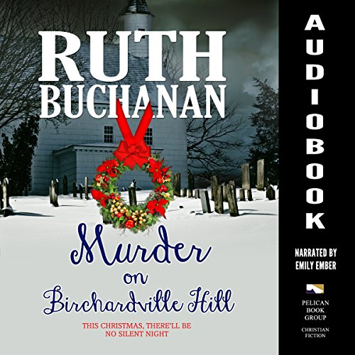 Murder on Birchardville Hill audiobook cover art