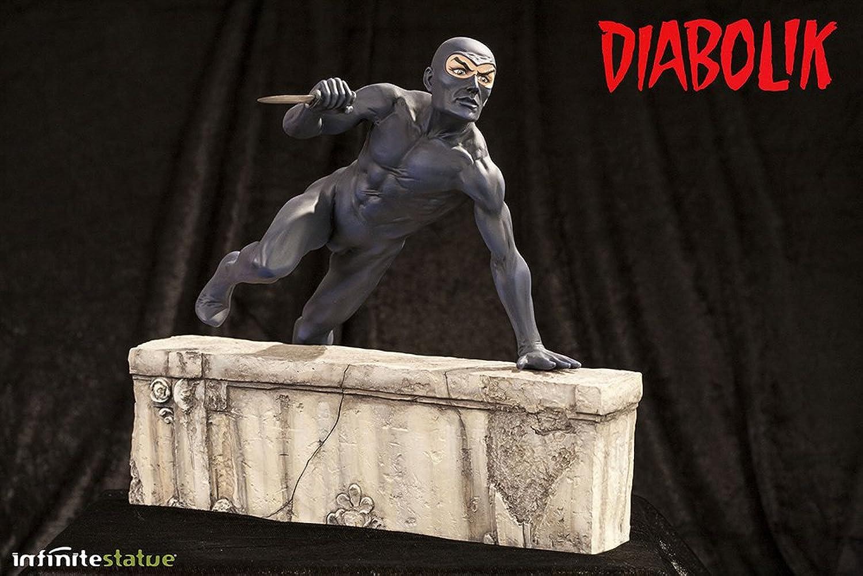 alta calidad y envío rápido Infinite Products Diabolik Diabolik Diabolik Estatua  ventas calientes