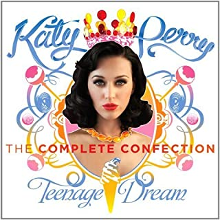Teenage Dream: The Complete Confection Clean Edition by Katy Perry (2012) Audio CD