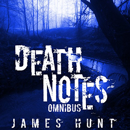 Death Notes Omnibus audiobook cover art