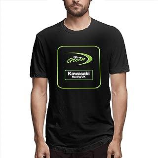 FJDIGD Kawasaki Racing Team Men's Short Sleeve T-Shirt