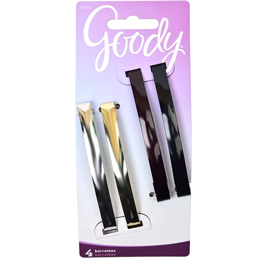 Goody Domed Tight Barrettes 3