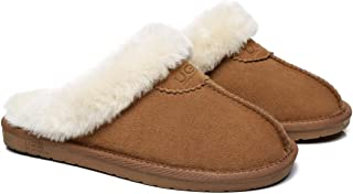 Morgan Scuff Australian Premium Sheepskin Unisex UGG Slippers