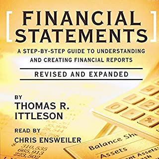 Financial Statements cover art