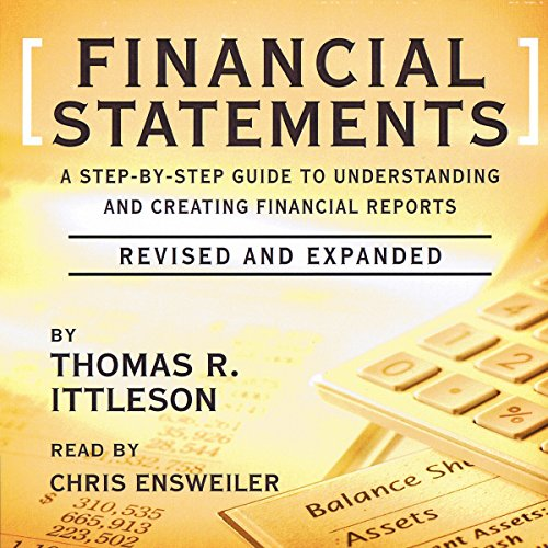 Financial Statements audiobook cover art