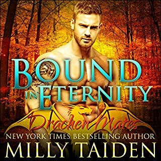 Bound in Eternity audiobook cover art