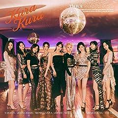 TWICE「Kura Kura」のCDジャケット