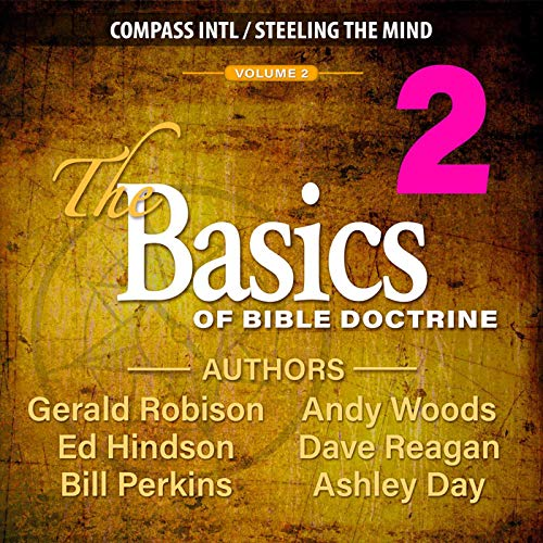 The Basics of Bible Doctrine Volume 2 Audiobook By Ed Hindson, Dave Reagan, Gerald Robison, Andy Woods, Bill Perkins, Ashley Day cover art