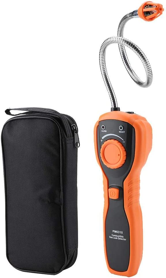 Analyzer Denver Mall Flammable Ranking TOP6 Gas Detector Methane Air Quality for Tran